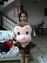 My Giant funky Monkey