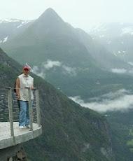 Taras na Trollstigen