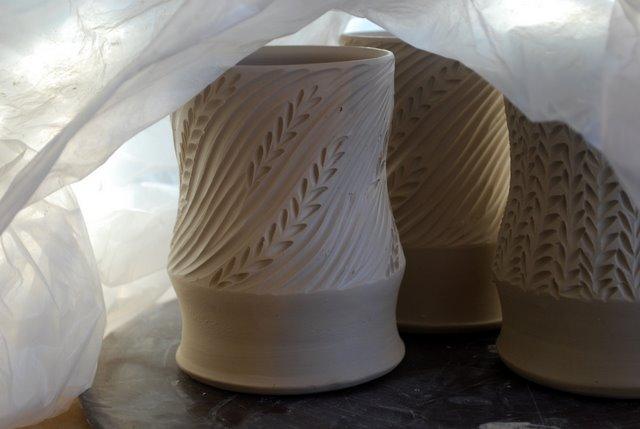Joy tanner pottery underneath