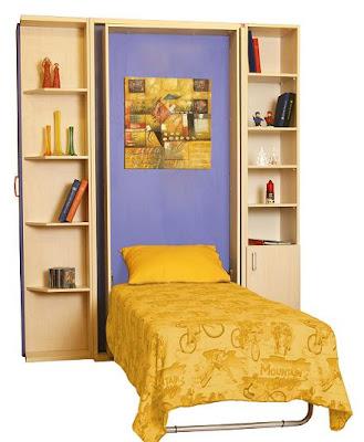 Gaysan Mobilyadan Dar Odalar icin Dekoratif Mobilyalar