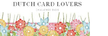 Sponsor van Dutch card lovers challenge blog