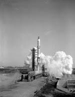 NASA Gemini 5 Launch