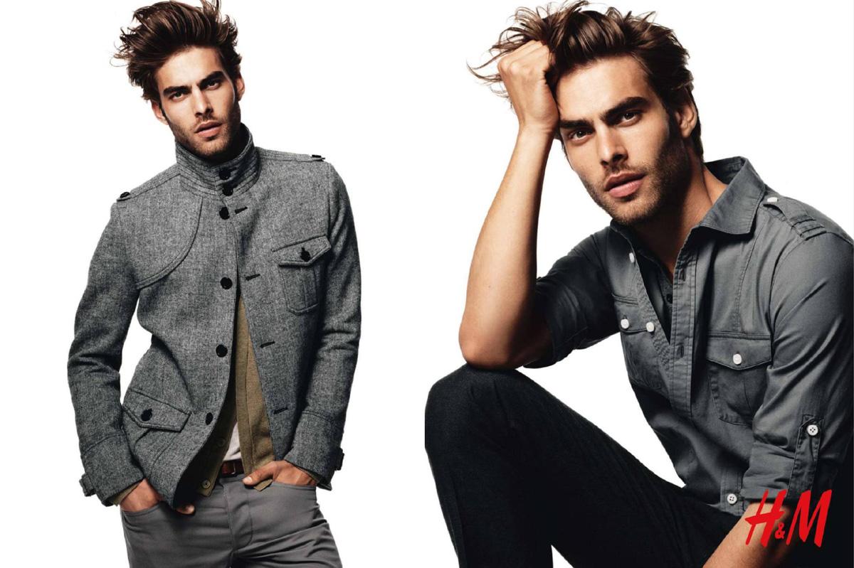 HM Male Models