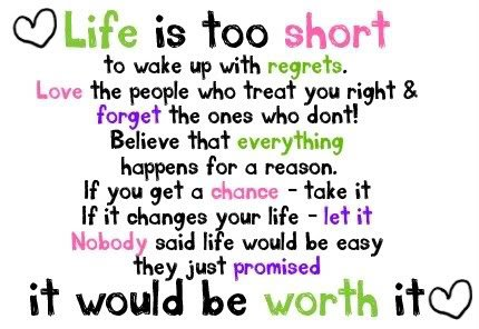 Best Short Life Quotes for girls
