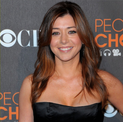 Alyson Hannigan At The People's Choice Awards