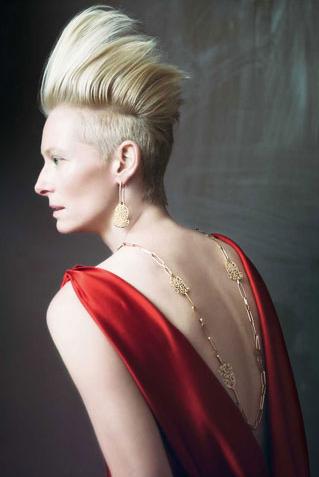 Tilda swinton for pomellato jewelry by paolo roversi png