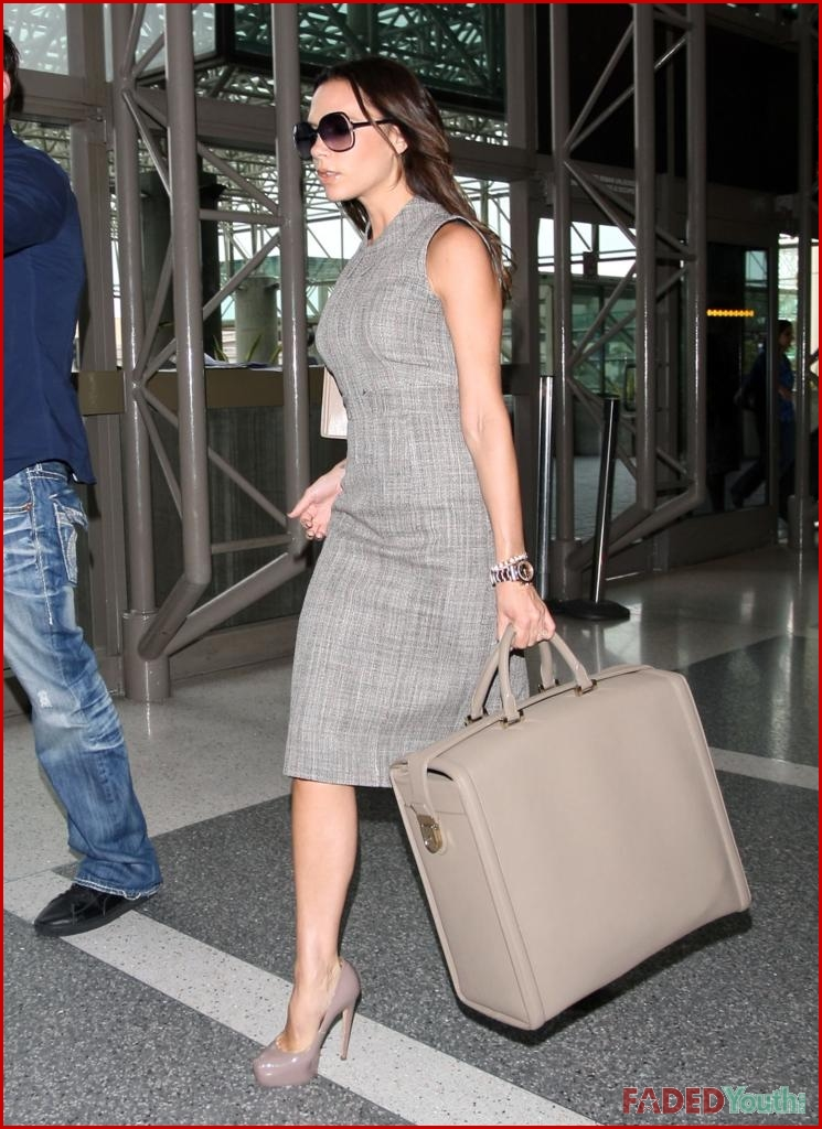 Victoria Beckham Bag Launch. Victoria Beckham Bag. Victoria Beckham#39;s luggage