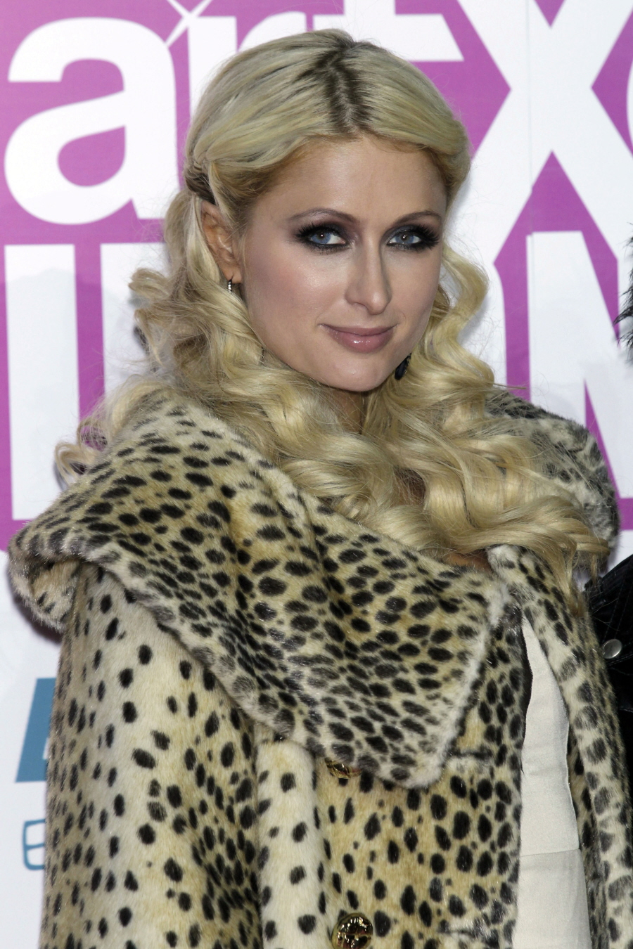 Paris Hilton Makeup Images