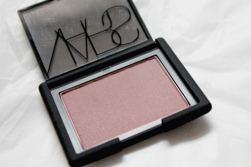 NARS Blush-Sin | The Non-Blonde