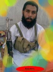 تصویر شهید عبدالواحد محمدی سراوانی ،مجری عملیات استشهادی پیشین سرباز
