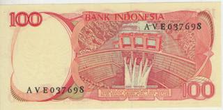 uang kuno, Indonesia,uang, koleksi,Rp, Uang Kuno,koin, mata uang, Seri,kertas, seri, Koleksi, Museum, harga, 1980 - 1988