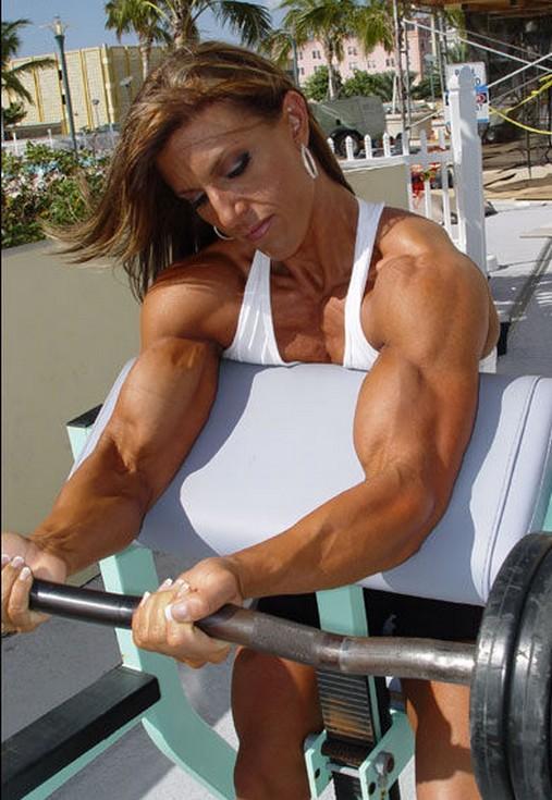 Gina Davis Bodybuilder Facebook