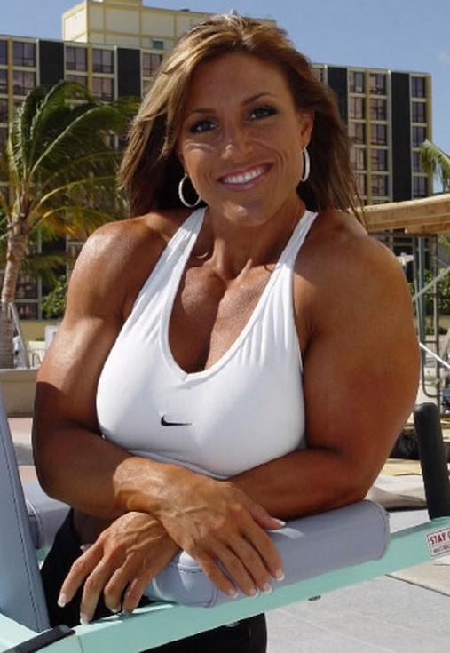 Gina Davis Bodybuilder