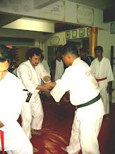 Shorinji Kempo practice