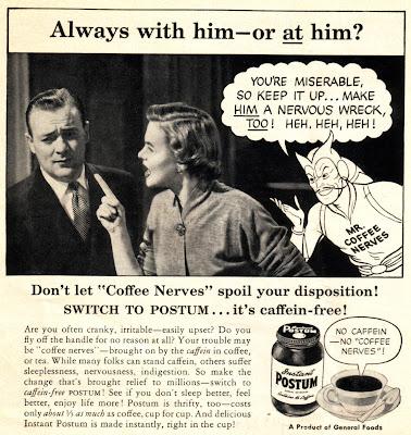 Caffeine-free commercial
