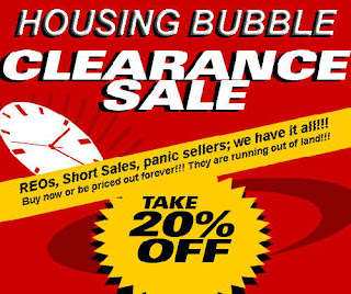 distressed asset housing clearance sale