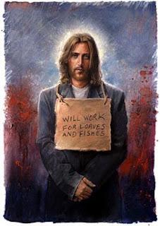 homeless man near you