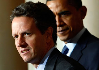 obama geithner damage control