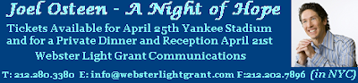 osteen night of hope new york yankee stadium spirituality