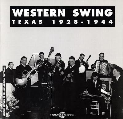 Western swing texas 1928 1944 double album