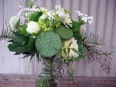 Crosspollination Green Bouquet For Gruene Texas