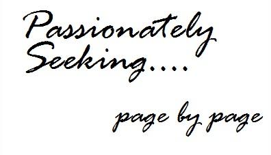 Passionately Seeking