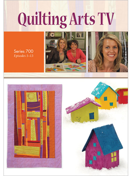 Quilting Arts Tv Series 700 Judy Coates Perez