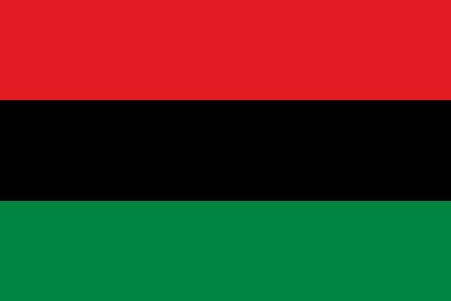 many have asked what do the red black and green colors represent i will explain the colors and why we wear them the colors are adopted from the unia