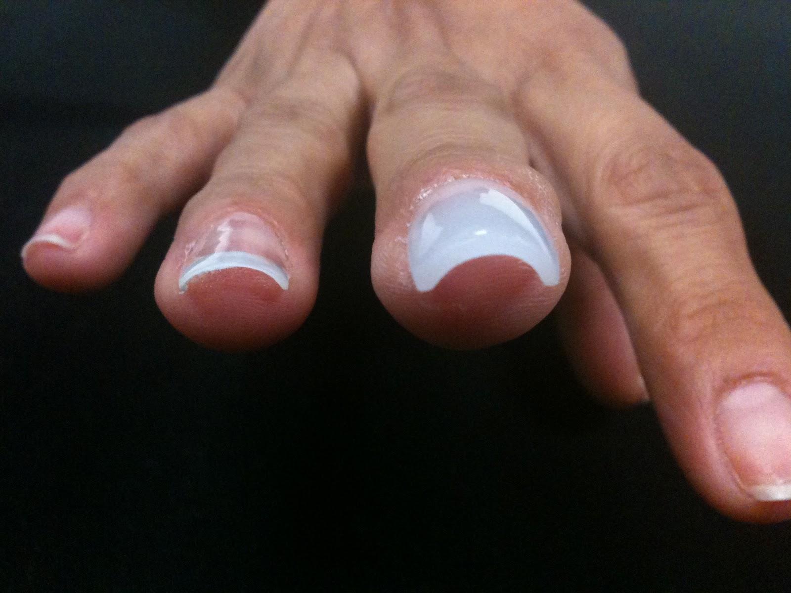 Nail Wraps Vs Acrylic Nails