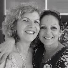 Maria Conceição Moreschi e Marione Leite