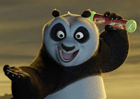 kung+fu+panda Enjoy the Present