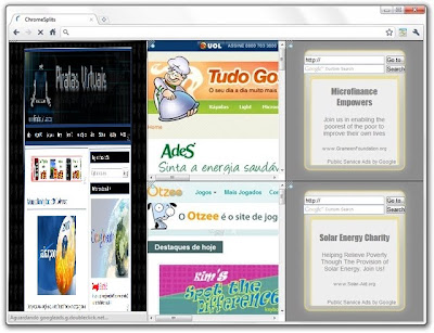 Lanamentos 2012 Downloads ChromeSplits 1.0.2