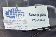 The Cowboys Church Bus