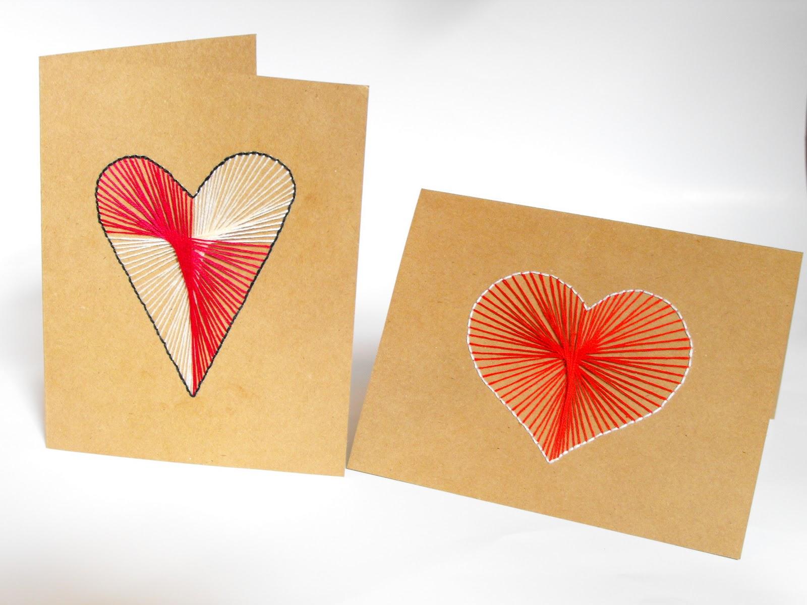 Erins Creative Energy Heart Cards
