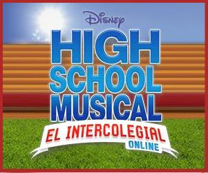Onlydisney: HSM:El intercolegial!
