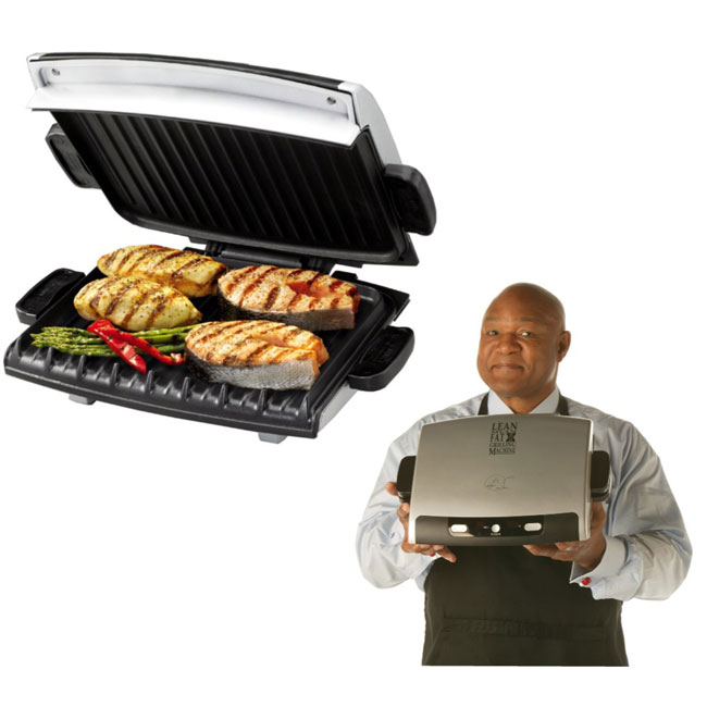 George foreman grill criticallyrated for George foreman grill fish