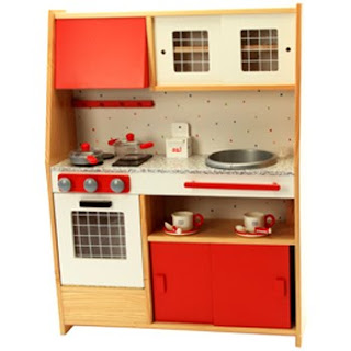 Decoracion mueble sofa cocinas juguete madera for Cocina de madera juguete