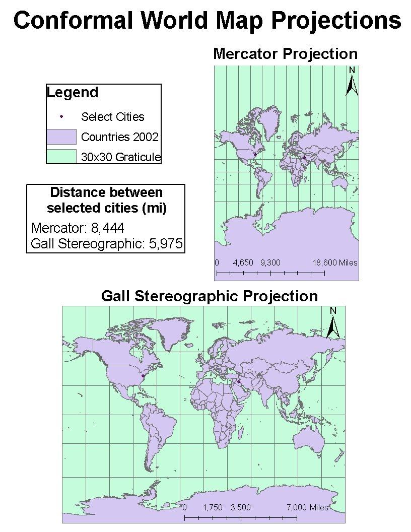 Jennifer grannemans gis page lab 4 map projections lab 4 map projections gumiabroncs Image collections