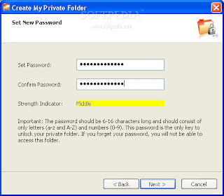 Tools to Lock/Hide Your Files and Folders