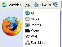 The StumbleUpon Toolbar for Firefox