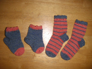 more baby socks