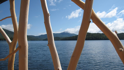 Yoga on Lake Placid