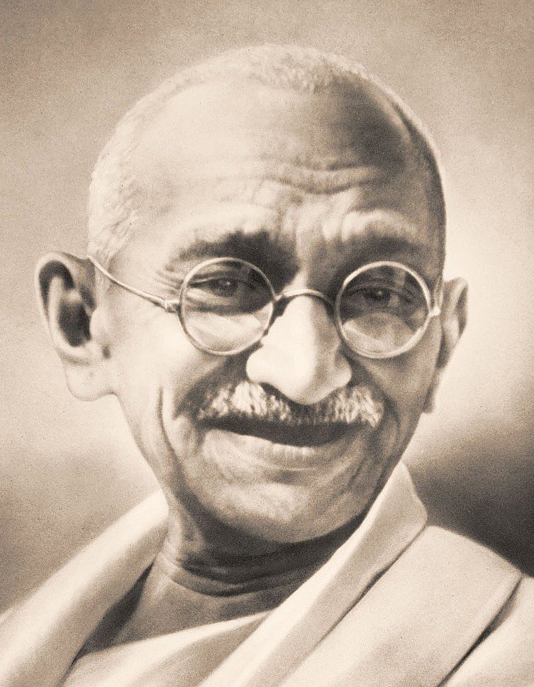 Attention grabber for an essay about Gandhi?