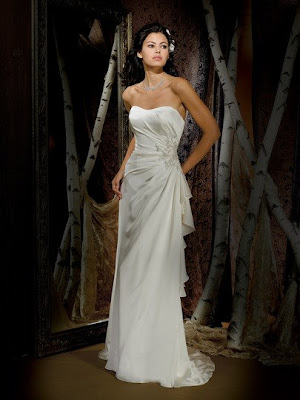 I decided to start searching for wedding dresses I think I 39m a little picky
