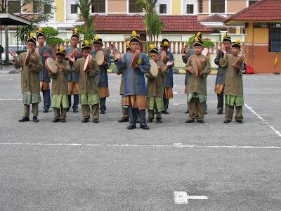 SKTKKulai Juara Pertandingan Kompang Daerah Kulaijaya
