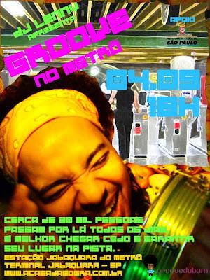 DJ Lenny - Groove du Bom