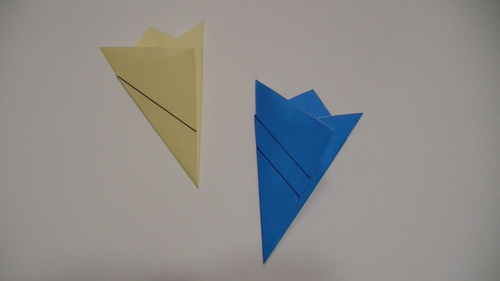 how to make a star with one cut