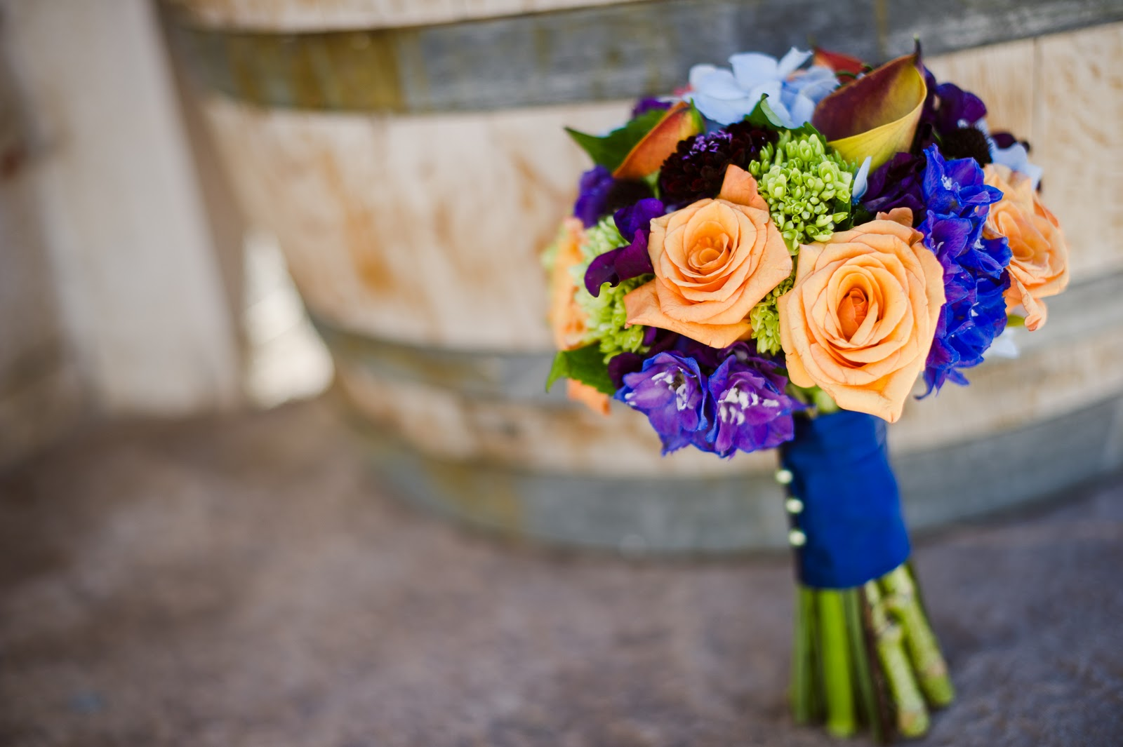 Wedding Bouquets In April : April flowers monday cutie a wedding season in review