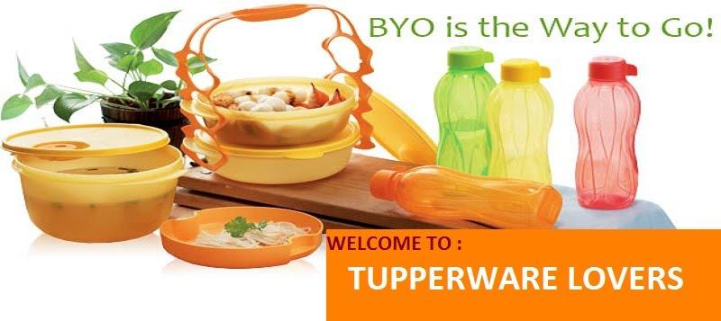 Tupperware Lovers