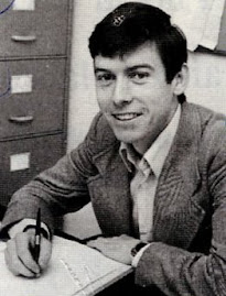 Students&#39; Union President &#39;77/&#39;78 Mike Jennings